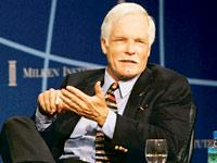 Media mogul Ted Turner once said, 'If only I had a little humility, I would be perfect'