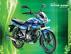 The newly-launched Bajaj XCD 125cc bike