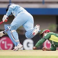 Microsoft, which had aired the tournament matches of the Cricket World Cup 2007 for employees, saved a lot of working hours because India got knocked off early