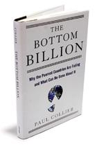 The Bottom Billion: Oxford University Press, 205 pages, Rs525