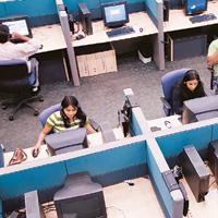 Other options: A Convergys Call Centre in Gurgaon