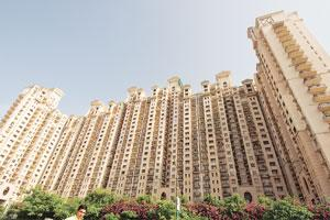 Developing gains: DLF Hamilton Court apartments in Gurgaon. DLF Ltd—India's largest real estate developer—bought DCM Shriram's West Delhi property for a whopping Rs1,675 crore in August.