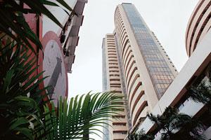 Topping the list: The real estate index was the biggest gainer among the Bombay Stock Exchange's sectoral indices on Thursday.