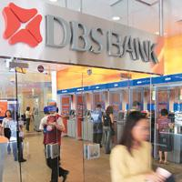 Greater presence: Singapore's DBS Bank will be allowed to open more branches in India