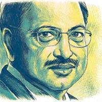 Managing change:Satyam founder Ramalinga Raju says instilling belief in something before it becomes a reality is a huge challenge