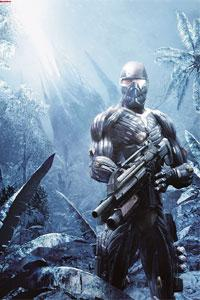 Global freezing: Aliens sabotage the planet in the new Crysis game.