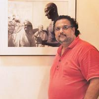 Tushar Gandhi, the great-grandson of Mahatma Gandhi, will work on rural initiatives based on the Mahatma's ideals