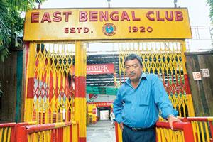 Not just for kicks: East Bengal Football Club manager Swapan Ball says influx of PIO players will boost competition.