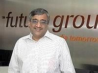 Hospitality sector: Chief executive officer of Future Group and managing director of Pantaloon Retail India Kishore Biyani.