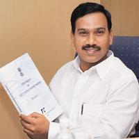 Screening details: A. Raja, Union communications & IT minister.