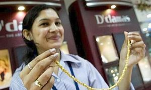 Investor-friendly: Demand for gold coins and futures is rising though jewellery sales are becoming more vulnerable to price fluctuations.