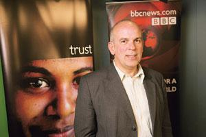 Boosting presence: BBC Worldwide chief executive John Smith plans to triple the size of its Indian business.