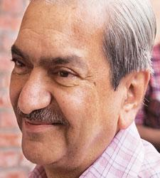 Stepping down: Prof. Bakul Dholakia, former director of IIM-A.