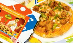Indian-Chinese cuisine dips to a new low, courtesy Domino's Chilli Chicken pizza