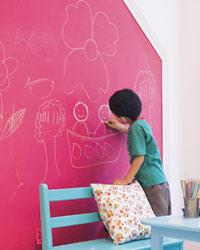 Lola's World sells blackboard paint for burgeoning young artists