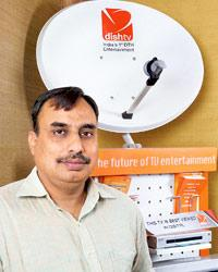 Dish TV India additional vice-chairman Jawahar Goel says though technologies such as IPTV have an advantage over DTH in that they can provide voice, Internet and television through a single platform,