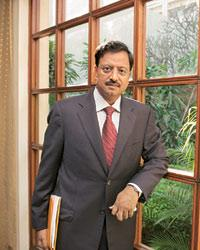 Chairman R. Raju said Satyam has managed to counter the effect of the appreciating rupee