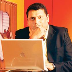 New challenges: News Corp.'s STAR India CEO Uday Shankar.