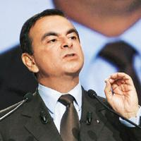 Market Focus: Renault and Nissan CEO Carlos Ghosn.