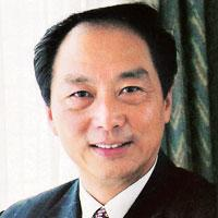 Miles to go: Liu Jian, vice-chair of China's poverty alleviation team.