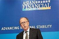 Note of caution: Stephen Roach, chairman of Morgan Stanley Asia.