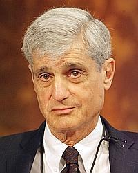 Big boss: File photo of Robert Rubin, who replaces Charles Prince as chairman of Citigroup