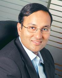 Selling time: Sequoia Capital India managing director Sumir Chadha.