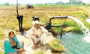Over-exploitation: Agriculture accounts for 92% of groundwater consumed in India every year, a total of almost 400 billion cu.m.