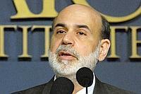 Fed chairman Ben S. Bernanke. The former Princeton economist has for long argued that announcing an inflation target would make a central bank more open and more accountable