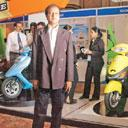 Kabirdass Motor managing director Murali Kabirdass