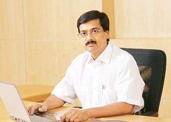 Revisiting roots:  P. Nataraj, MD, KPR Mill. Despite the appreciating rupee, the company hopes to grow revenues by around 50% from Rs512 crore last year.