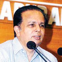 Isro's G. Madhavan Nair. The space agency will provide the Tatas expertise for handling liquid hydrogen that it uses with liquid oxygen to power cryogenic engines
