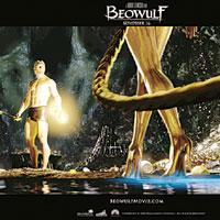 I am Beowulf! Jolie plays heeled temptress to Winstone's imperfect hero