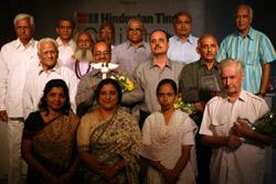 Sixty plus: Six of Hindustan Times' spirited 15 in Mumbai are senior citizens