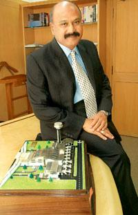 G.M. Rao, chairman, GMR Group