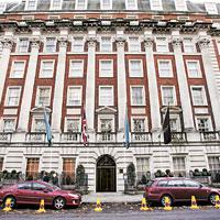 Room service: The Millennium hotel in central London. While the joint venture will own the hotel properties, Millennium and Copthorne will manage and operate the hotels.
