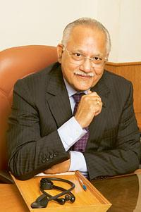 Apollo chairman Prathap C. Reddy