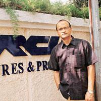 Ambitious plans: IVRCL chairman and managing director E. Sudhir Reddy.