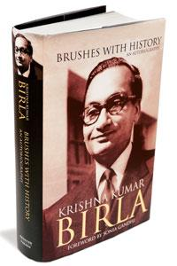 Brushes with history: An Autobiography: Penguin/Viking, 655 pages, Rs650