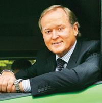 Leif Oestling, chief executive officer of Scania AG