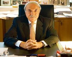 Major scale: Turkey's richest person Husnu M. Ozyegin. Since 2000, he has spent more than $50 million of his own money on 36 primary schools and girls' dormitories in the poorest parts of Turkey. (Lyn