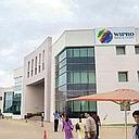 New markets: Wipro Ltd office building in Bangalore. Analysts say Indian IT companies are now gaining increasing attention in Germany, where the multinational software industry dominates.