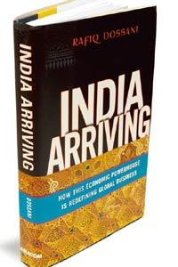India Arriving: Amacom, 290 pages, Rs1,000.