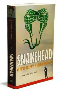 Snakehead: By Anthony Horowitz, Walker Books, 398 pages, Rs386.