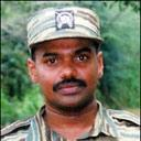 Colonel Charles, head of the LTTE intelligence wing