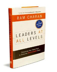 Leaders at all Levels: Wiley, 192 pages, $27.95 (about Rs1,100).