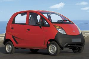 Small car: The heralding of Tata Nano might change the Indian auto industry in the coming days