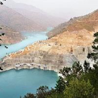 Power plan: A view of the Tehri hydro project. India is seeking to add 78,577MW of generating capacity in the next five years, of which 16,553MW is expected to come from hydro projects. (Photo: Rajeev