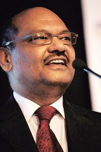 Meaning business: Vedanta chairman Anil Agarwal