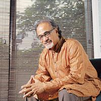 Technology direction: Microsoft Research India managing director P.Anandan. (Photo: Hemant Mishra/ Mint)